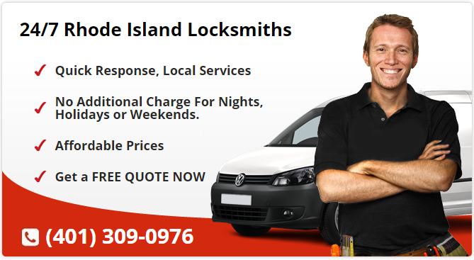 24 Hour Locksmith Rhode Island
